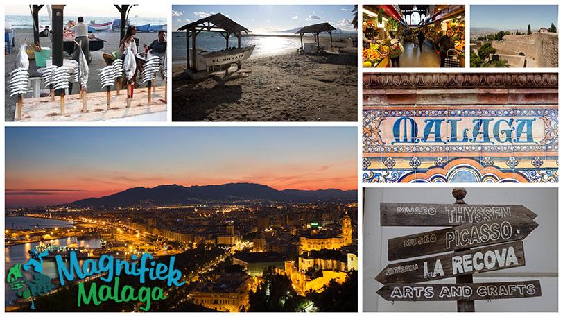 Collage Malaga