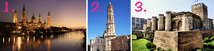 Zaragoza bezienswaardigheden